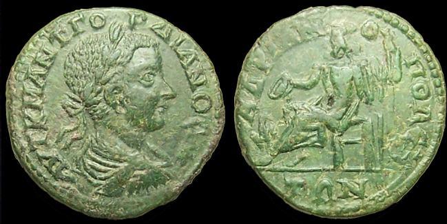 Deux monnaies intéressantes de Gordien III _hadri10