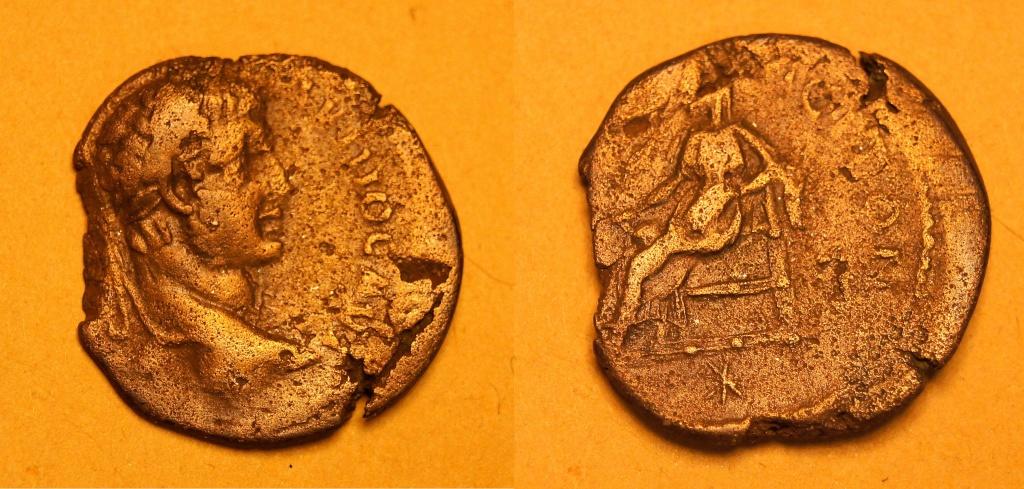 Monnaie provinciale de Caracalla pour Amphipolis  August15