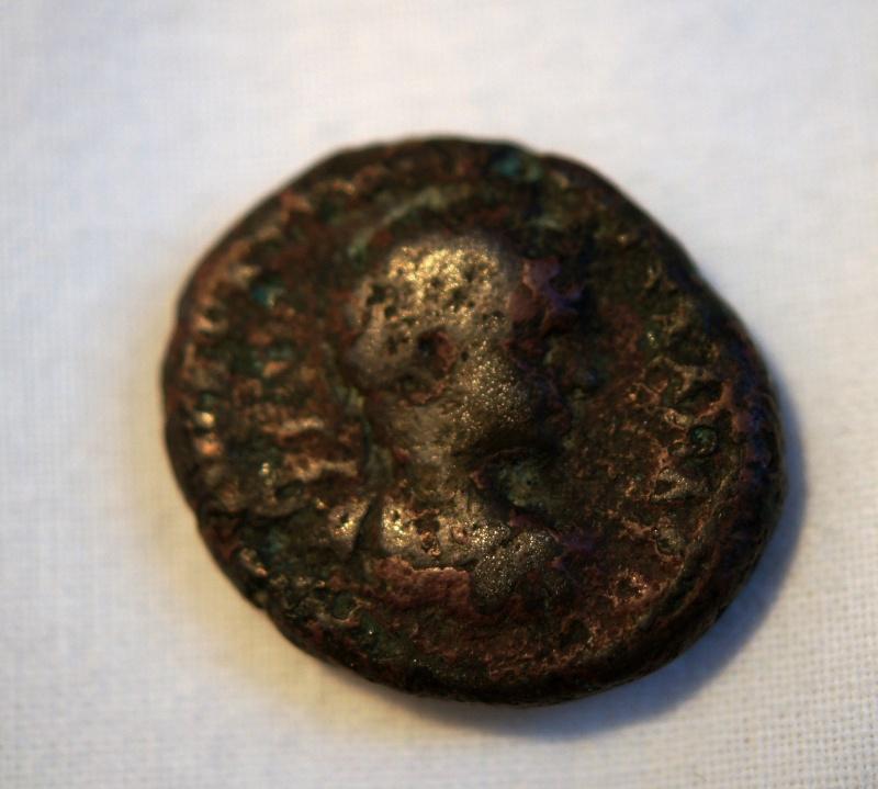 Caracalla et Julia Domna pour Hieropolis et potin alexandrin Dsc01313