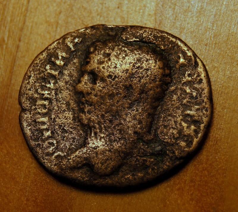 Caracalla et Julia Domna pour Hieropolis et potin alexandrin Dsc01314