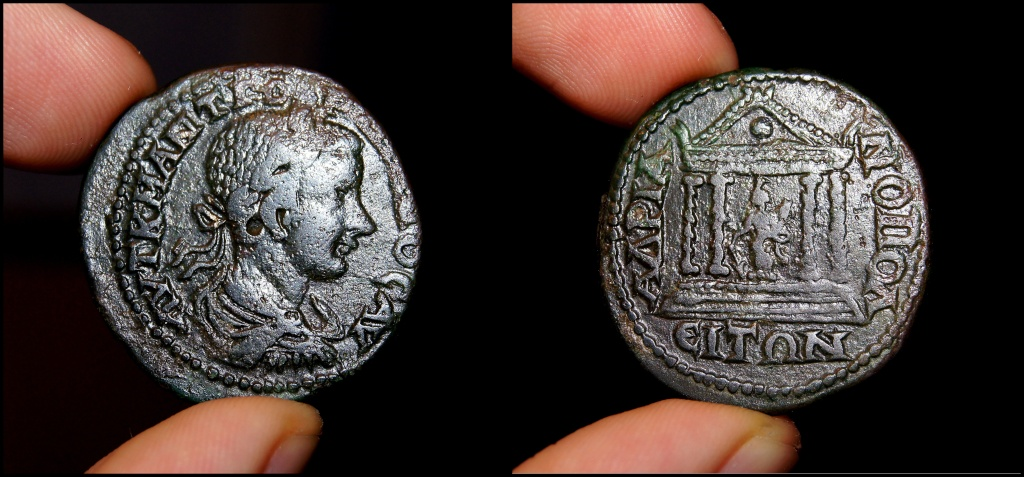 Deux monnaies intéressantes de Gordien III Gordia12