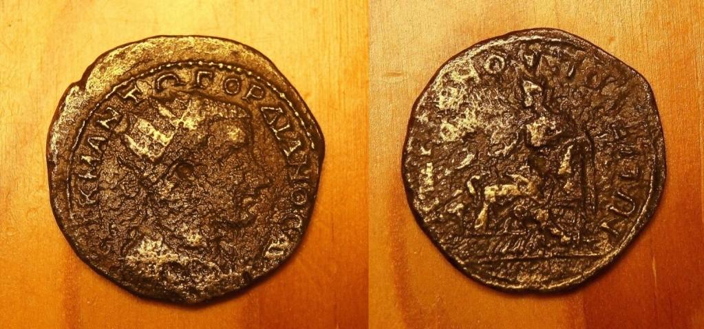 Deux monnaies intéressantes de Gordien III Gordie11