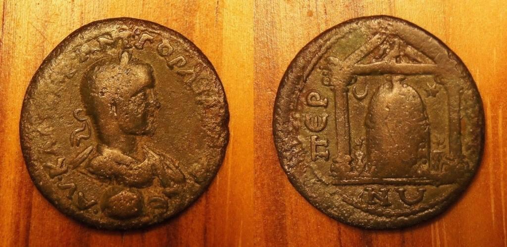Deux monnaies intéressantes de Gordien III Gordie12