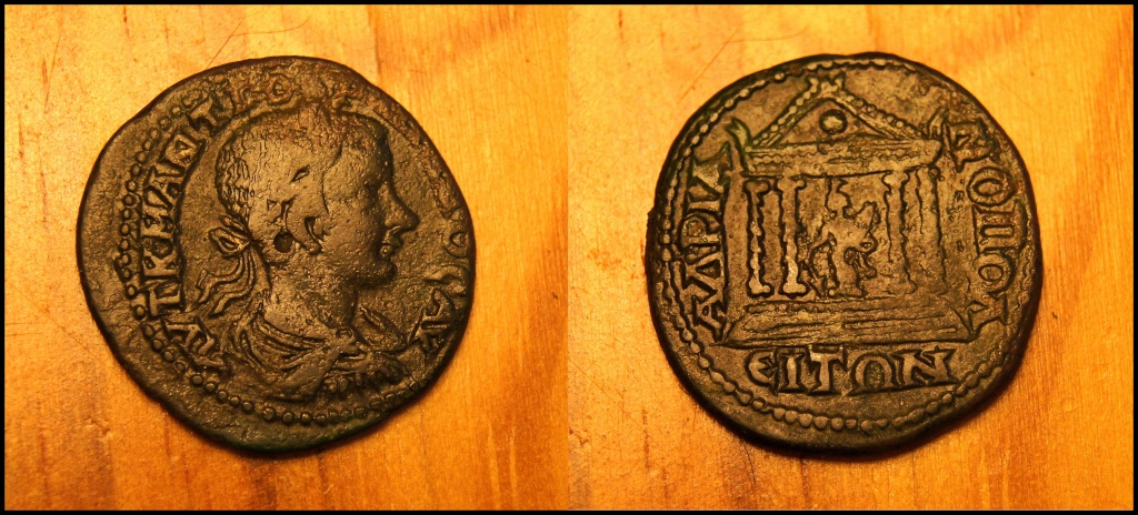 Deux monnaies intéressantes de Gordien III Gordie16