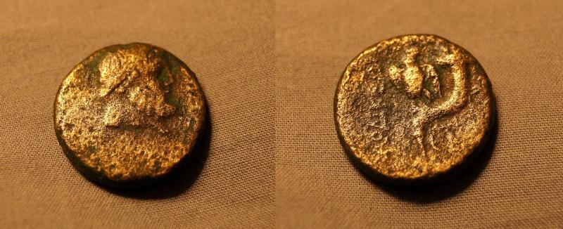bronze autonome de Hierapolis et de Laodicée en Phrygie Grecqu10
