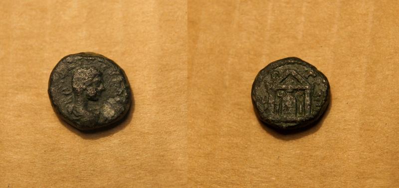 monnaie provinciale d'Alexandre Sévère pour Selgé en Pisidie Perge10