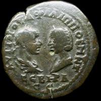 Philippe et Otacilia, Mesembria Philip10