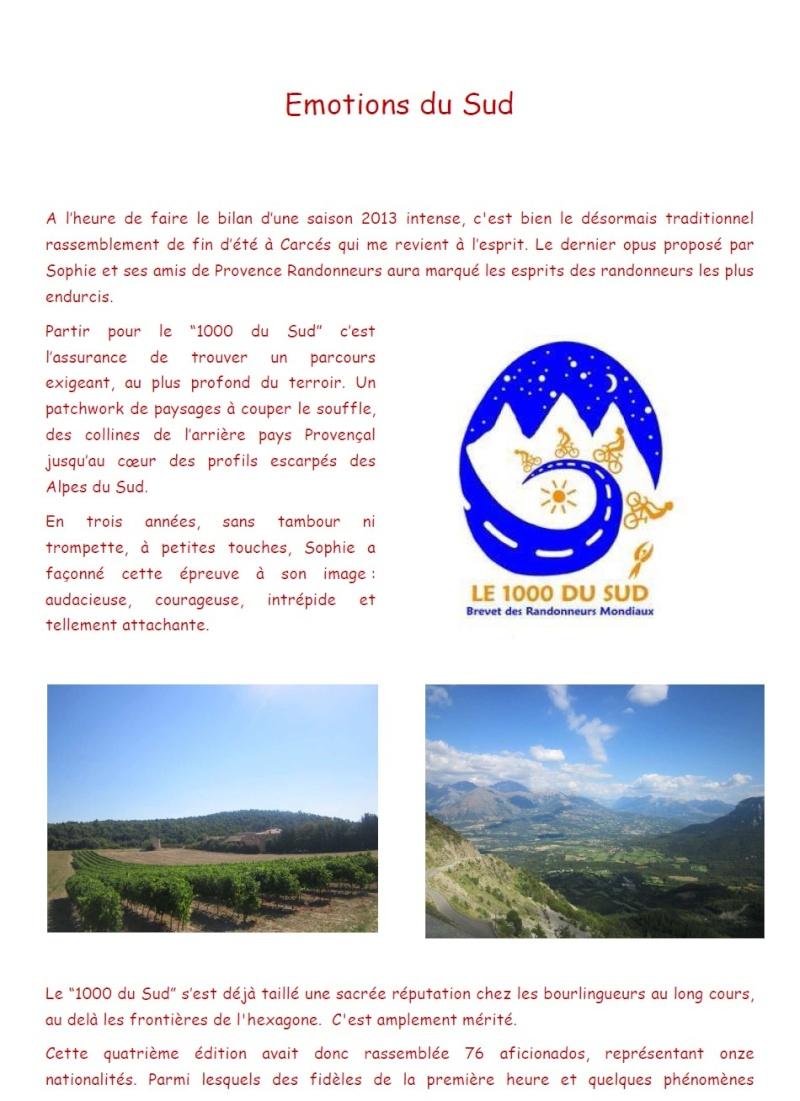 1000 du Sud 2013 - Page 4 Page113