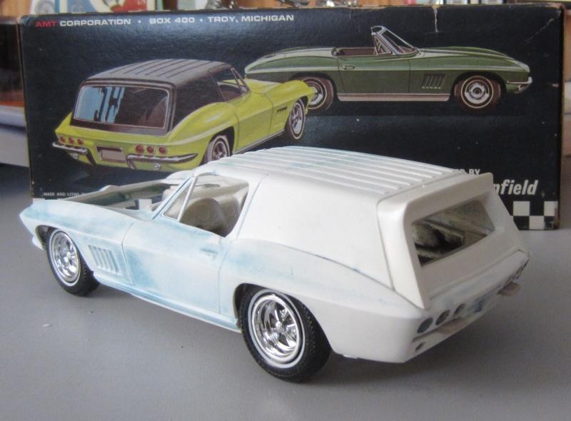 """1967 corvette """"station wagon"""" 511"""