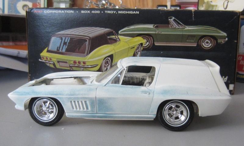 """1967 corvette """"station wagon"""" 611"""