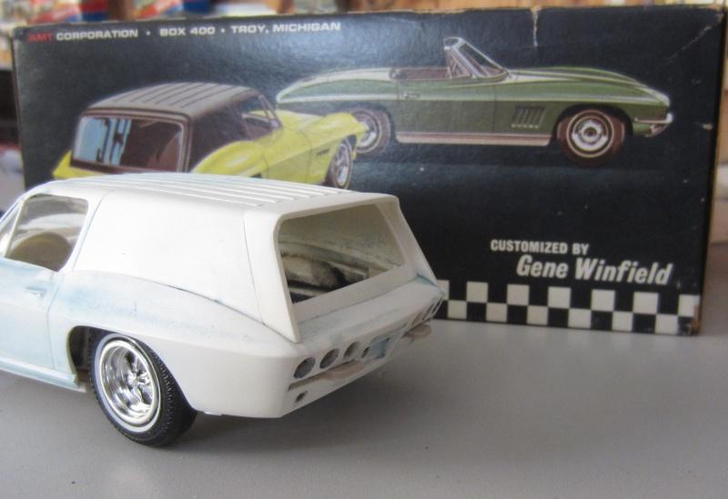 """1967 corvette """"station wagon"""" 712"""
