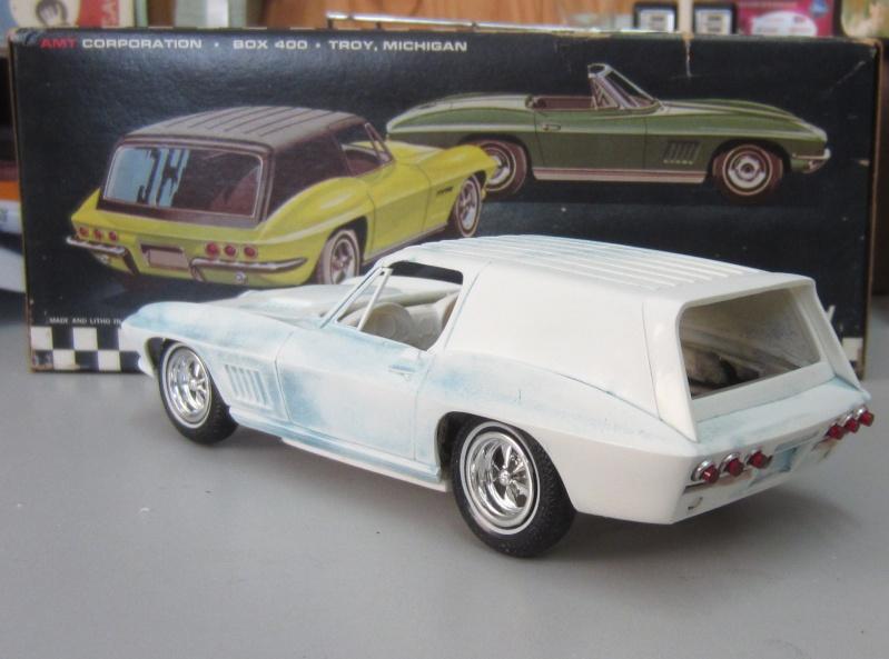 """1967 corvette """"station wagon"""" 812"""