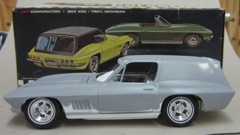 """1967 corvette """"station wagon"""" 912"""