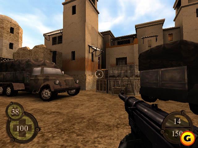 Should I buy RTCW: Operation Resurrection for The Playstation 2? Return10
