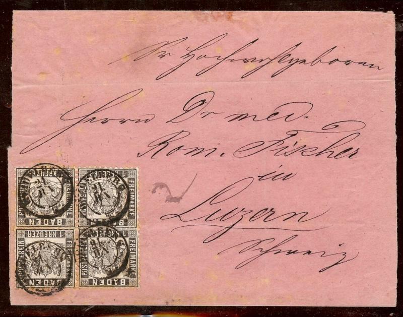 Baden: Schöne Briefe aus Heidelberg - Seite 2 17a-1710