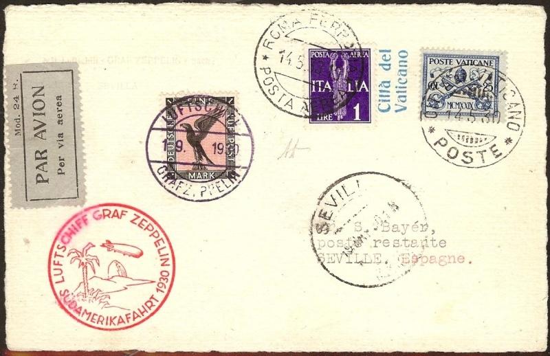 nach - Südamerikafahrt 1930, Post nach Sevilla - Seite 2 57_i_v10