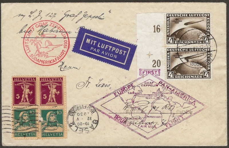Südamerikafahrt 1930, Post nach Rio de Janeiro - Seite 2 57_nn_10