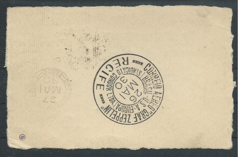 Südamerikafahrt 1930, Post nach Pernambuco - Seite 2 59d_ri11