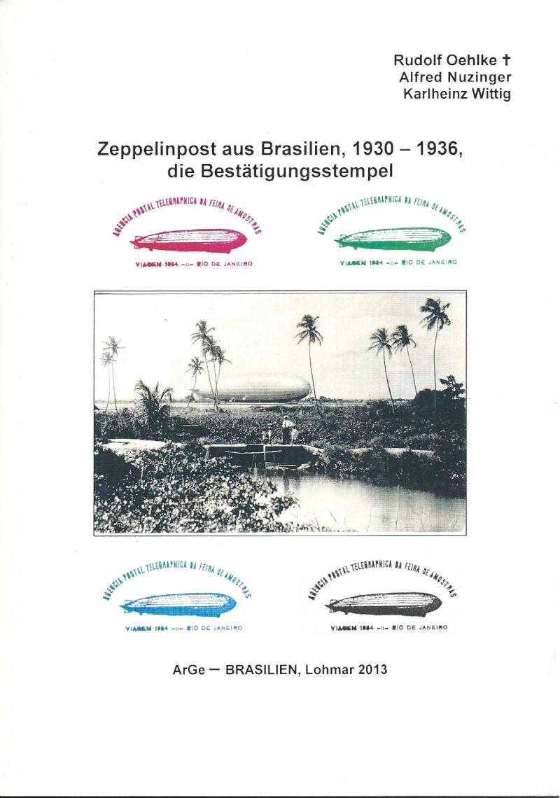 """Südamerikapost per Zeppelin"" Oehlke10"