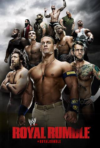 WWE Royal Rumble du 26 janvier 2014. Royalr10