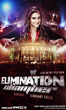 [Divers] Affiche d'Elimination Chamber 2014. Wrestl17