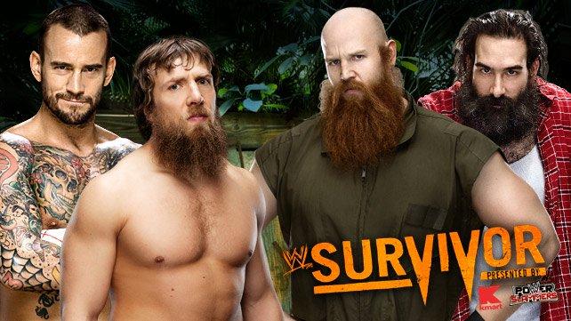 [Compétition] Les possibles plans pour les Top Stars après les Survivor Series. Xwwep310