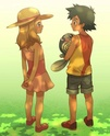 AmourShipping [Sacha/Ash/Satoshi x Serena] 14548810