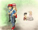 AmourShipping [Sacha/Ash/Satoshi x Serena] I_will10