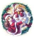 AzaleeShipping [Clem/Bonnie/Yurika x Serena] Pokamo11