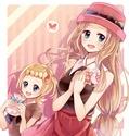 AzaleeShipping [Clem/Bonnie/Yurika x Serena] Pokamo13
