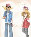 AmourShipping [Sacha/Ash/Satoshi x Serena] Satose11