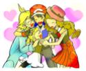 TinhYeuDichThucShipping [Sacha/Ash/Satoshi x Lem/Clemont/Citron x Clem/Bonnie/Yurika x Serena] Tumblr10