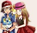 AmourShipping [Sacha/Ash/Satoshi x Serena] Tumblr11