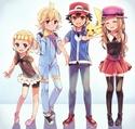 TinhYeuDichThucShipping [Sacha/Ash/Satoshi x Lem/Clemont/Citron x Clem/Bonnie/Yurika x Serena] U-iyut10