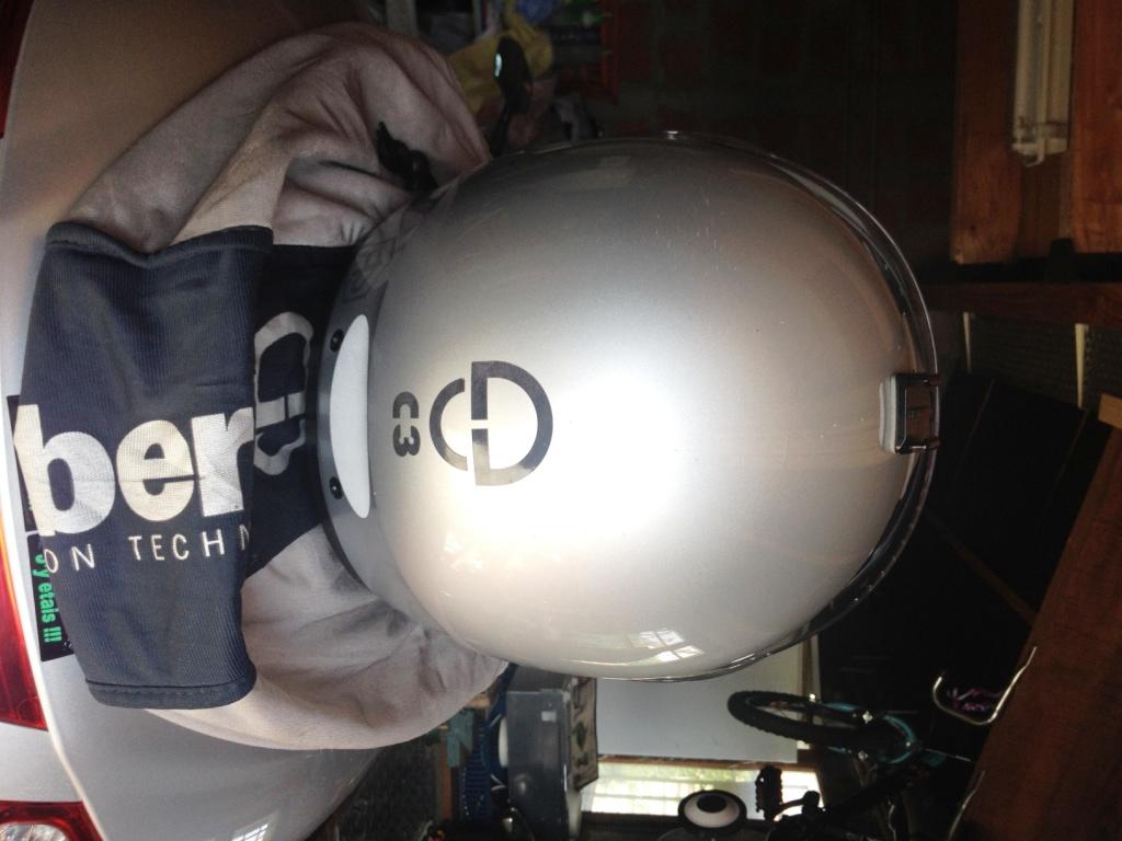 [Vendu] Vente occasion casque modulable marque Schuberth C3 Img_2716
