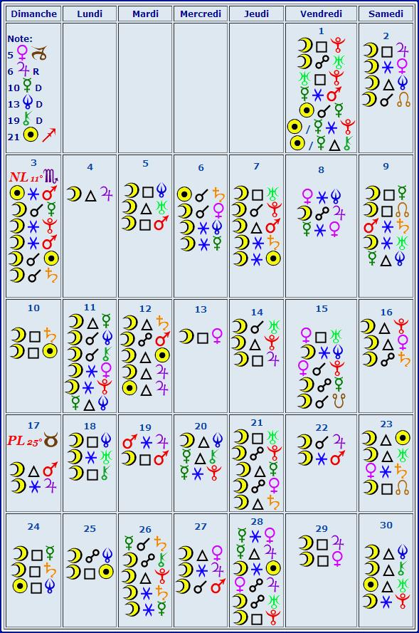 Calendrier Aspect Novembre Calend10