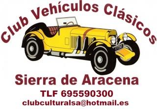 Club vehículos clásicos Sierra de Aracena