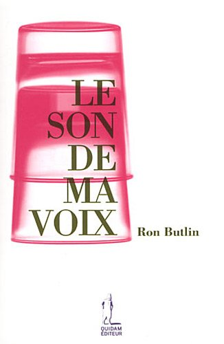 Ron Butlin 41yvzk10