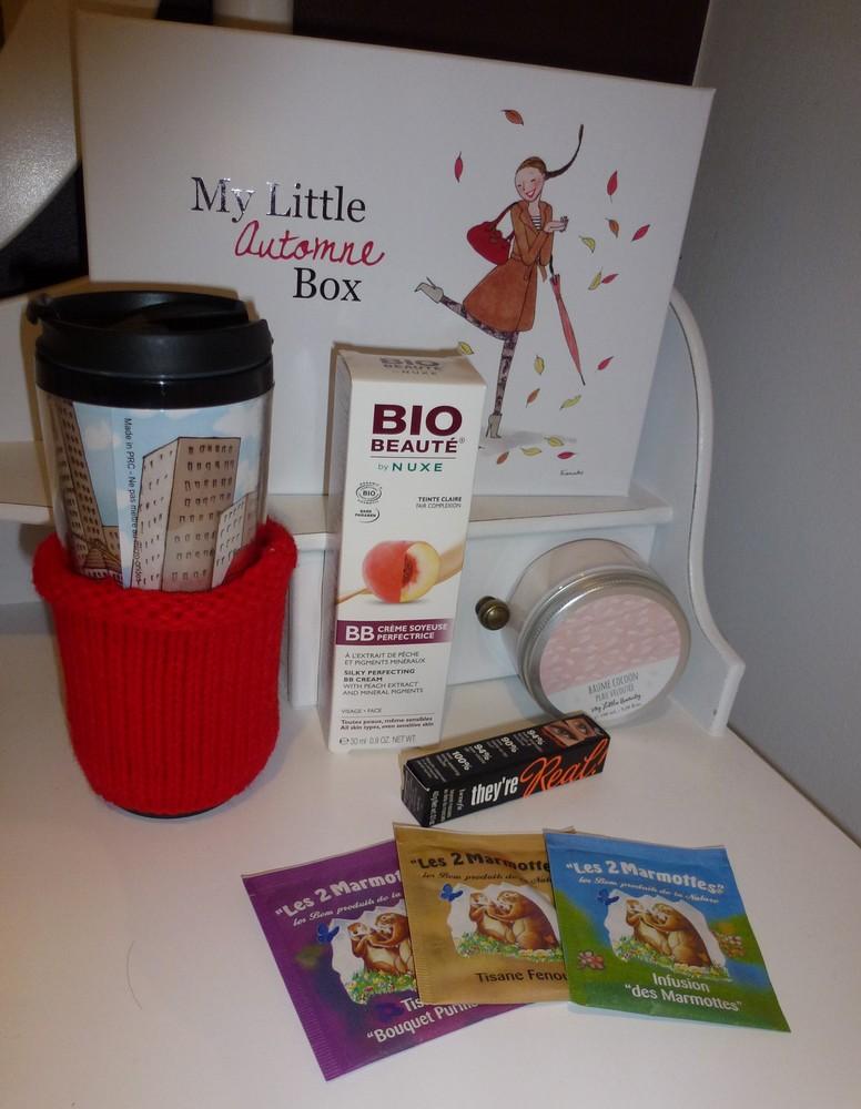 """[Novembre 2013] My Little Box """"Automne Box"""" P1040510"""