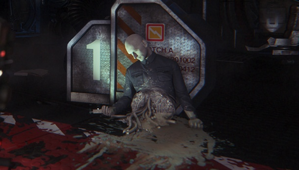 Alien Isolation Alien-12