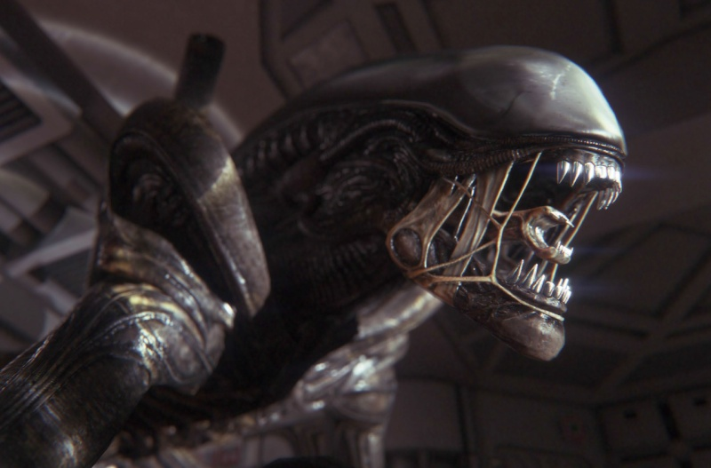 Alien Isolation Alien-13