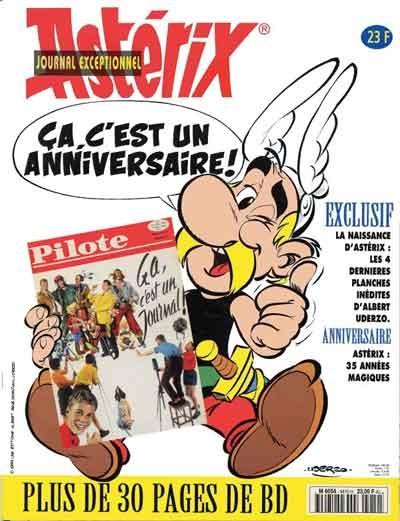 Pilote - Le journal d'Astérix et d'Obélix Pilote10