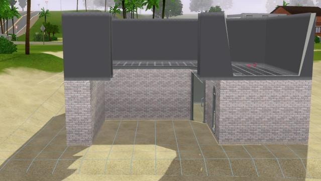 [Sims3]-Débutant- Atelier construction moderne.  Screen13