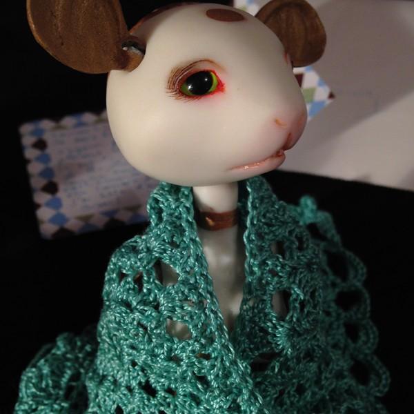 Winter doll swap - photos p.5 à 13 - terminé - Page 6 Cape10