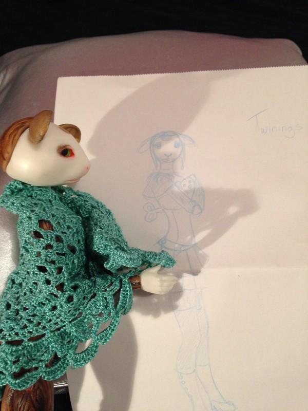 Winter doll swap - photos p.5 à 13 - terminé - Page 6 Dessin10