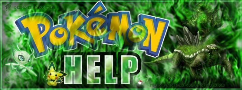 Pokémon Help - Aide & Astuces sur Pokémon