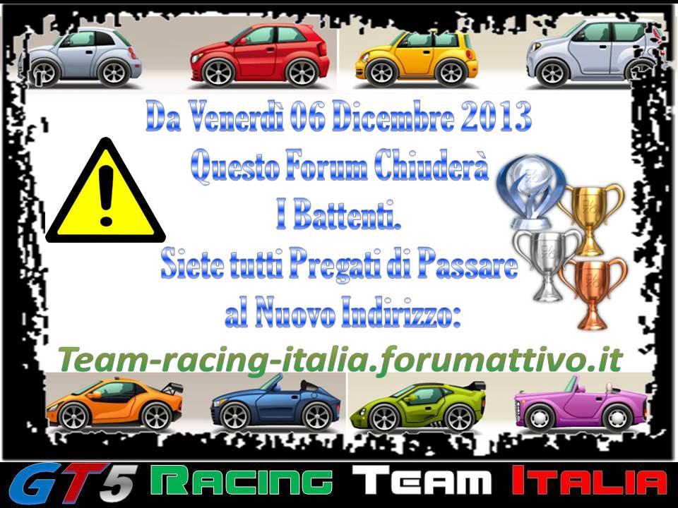 GT5 Team Racing Italia