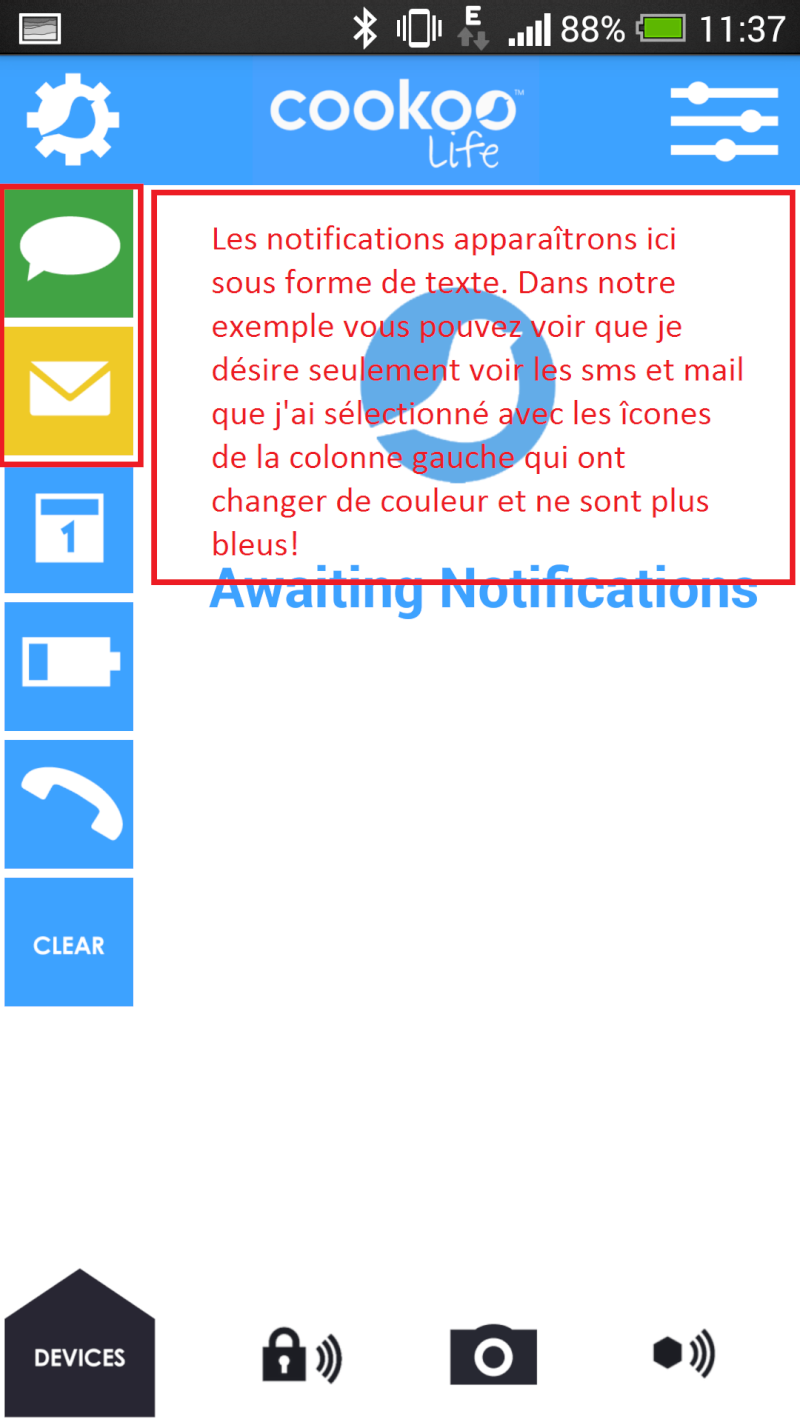 [TUTO]Connecter la montre COOKOO à l'application android COOKOO Life beta Screen15