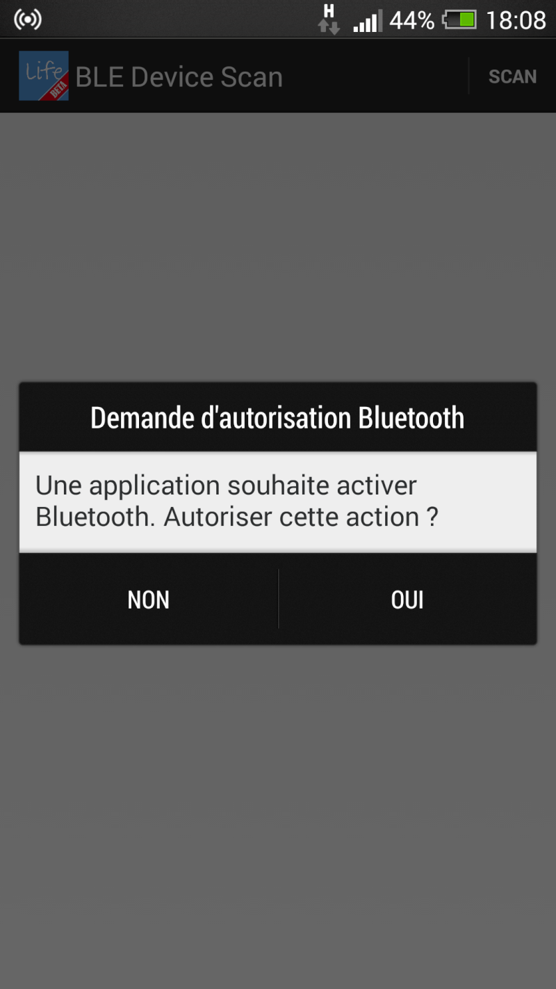 [TUTO]Connecter la montre COOKOO à l'application android COOKOO Life beta Screen16