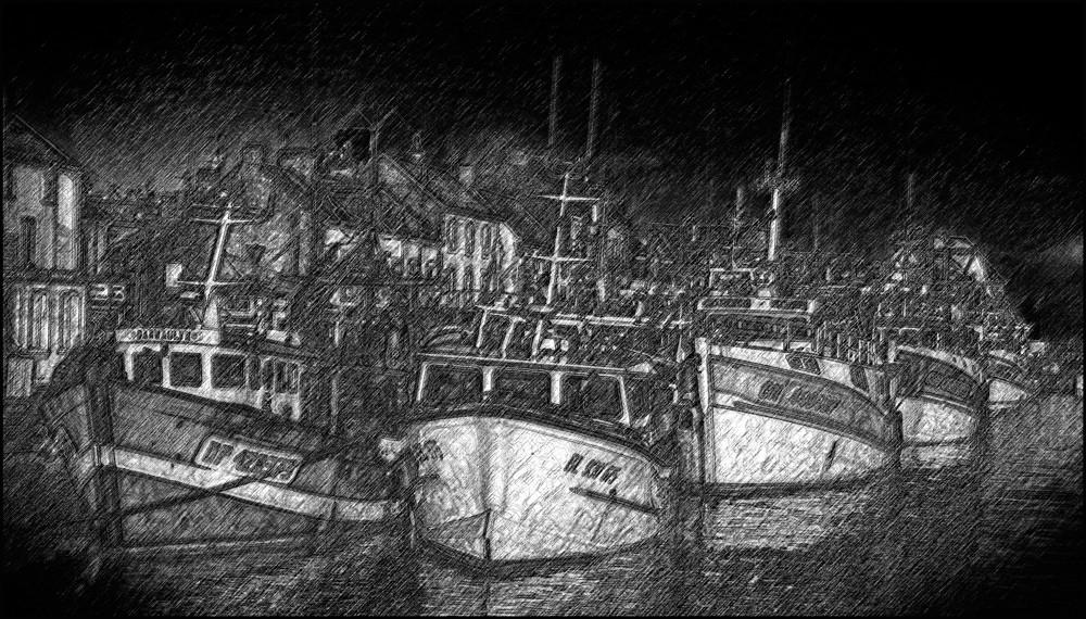 Pêche de nuit et sa suite _gb83919